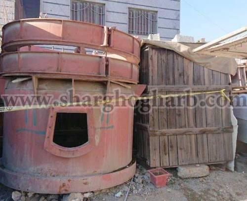 فروش کوره ذوب قوس الکتریکی فولاد در تهران