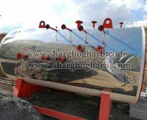 فروش دیگ بخار 3 تن در تبریز
