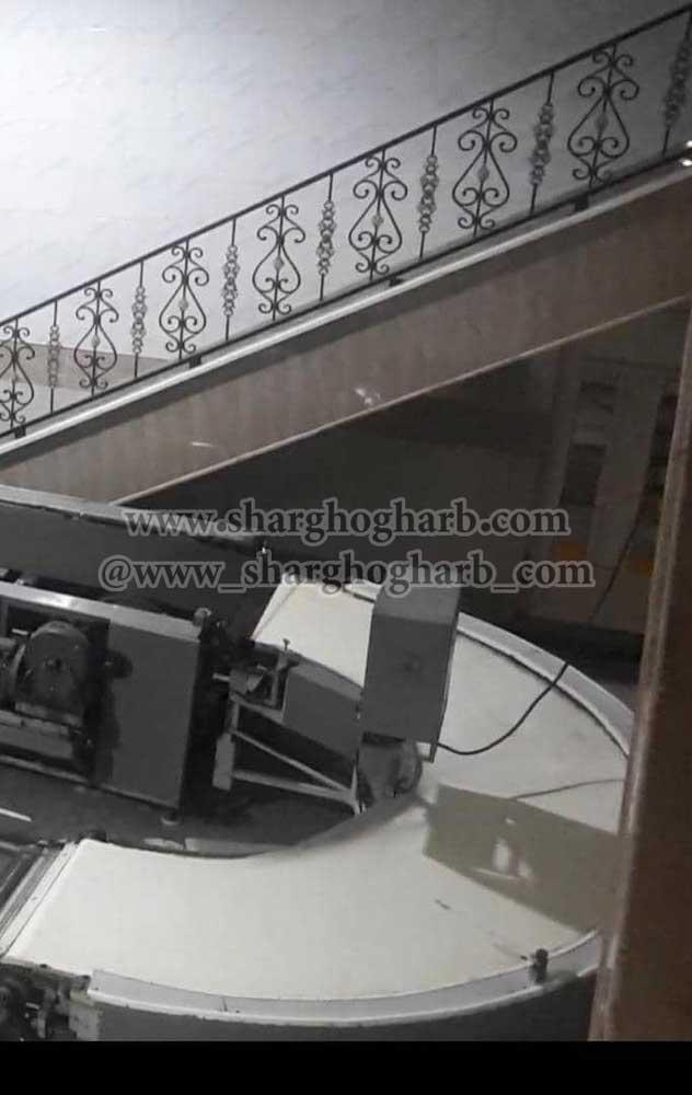 فروش خط تولید بیسکوئیت در نزدیک تهران