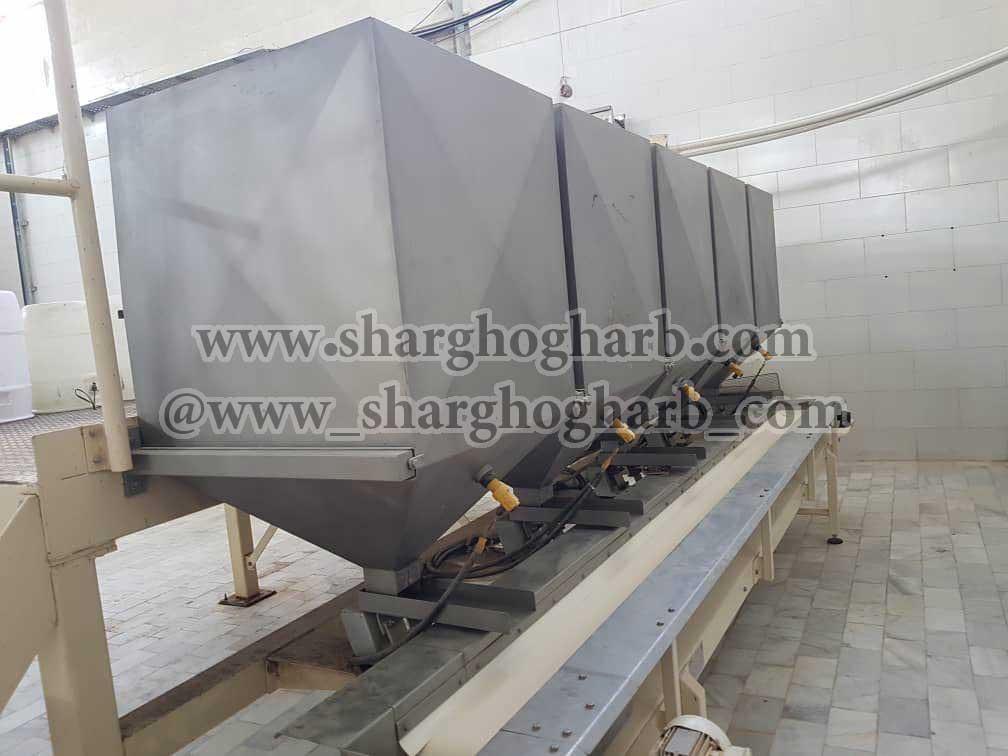 فروش کارخانه تولید انواع غلات صبحانه و سریال بار و پرک غلات در استان گلستان