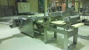 واگذاری خط تولید شیرینی لایه ای - اشترودل - کروسان - پیراشکی و دونات - شیتر در نظرآباد