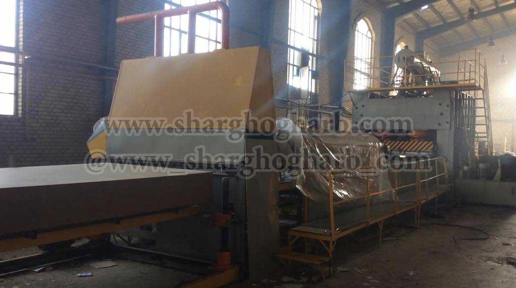 فروش خط تولید پرس روکش ملامینه در مشهد