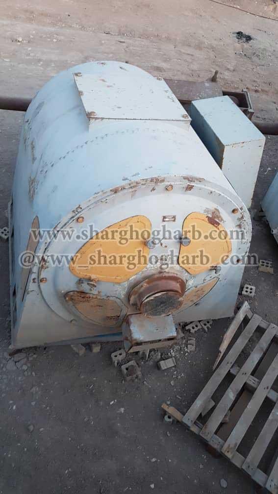 فروش ماشین آلات خط نورد میلگرد در خرمشهر