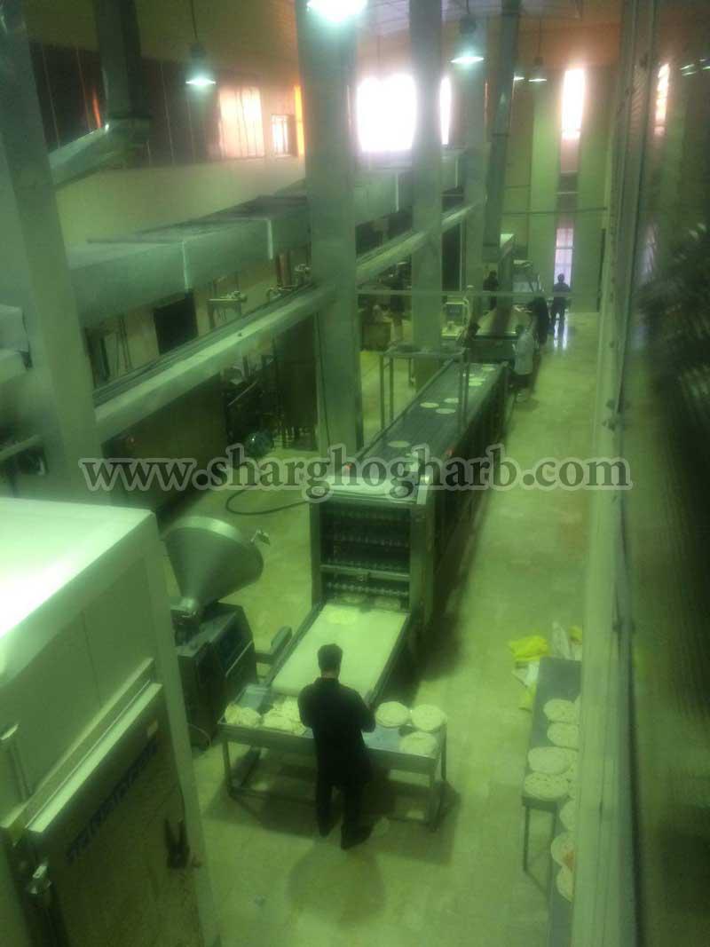 فروش کارخانه تولید محصولات غذایی