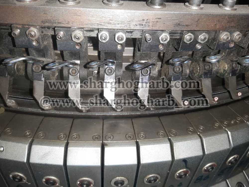 فروش ماشین گردباف دهنه 34 در استان خراسان شمالی