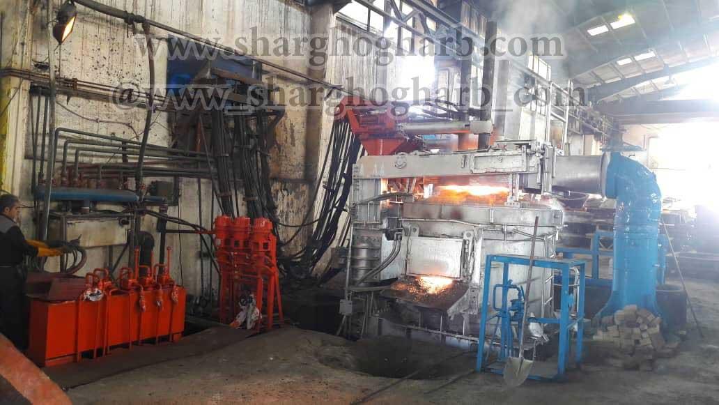 فروش کوره قوس الکتریک در مازندران