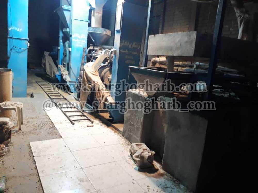 فروش ماشین آلات برنجکوبی در کرمانشاه