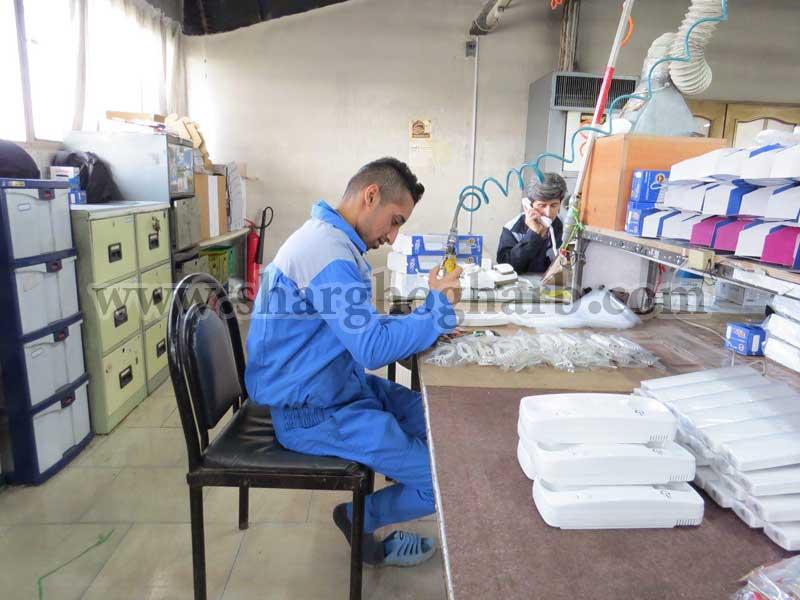 فروش کارخانه تولید آیفون تصویری