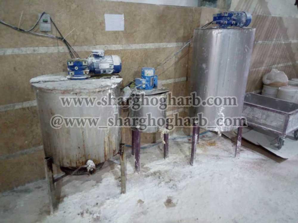 فروش خط تولید پاستیل در استان البرز