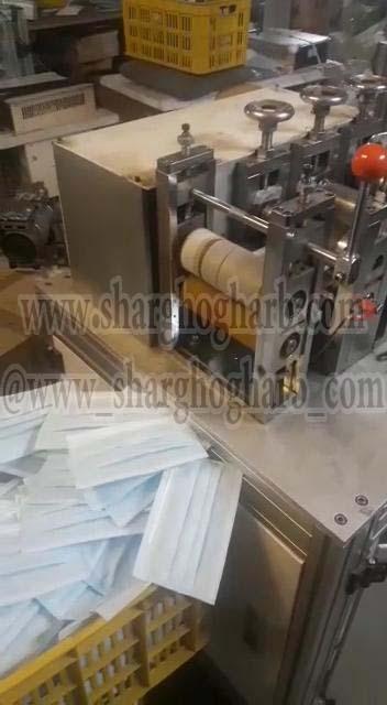 فروش خط تولید ماسک بهداشتی در کرج