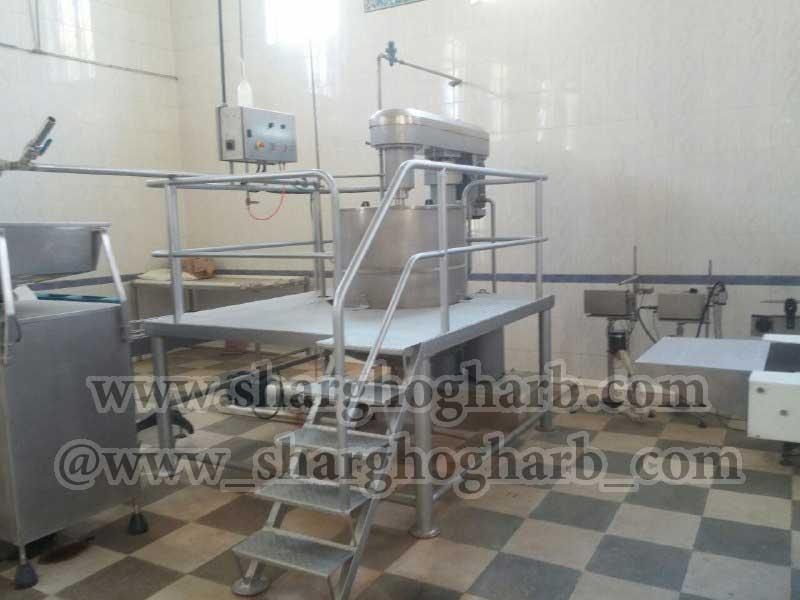 فروش کارخانه تولید سس مایونز و کچاب در استان البرز
