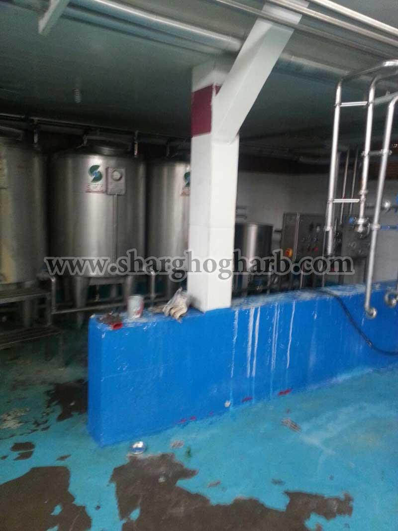 واگذاری دستگاههای خط تولید لبنیات در اردبیل استان اردبیل