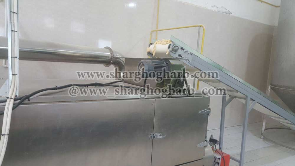 فروش خط تولید اسنک پنیری در ازبکستان