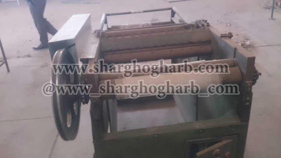 فروش خط تولید دستمال کاغذی در اصفهان