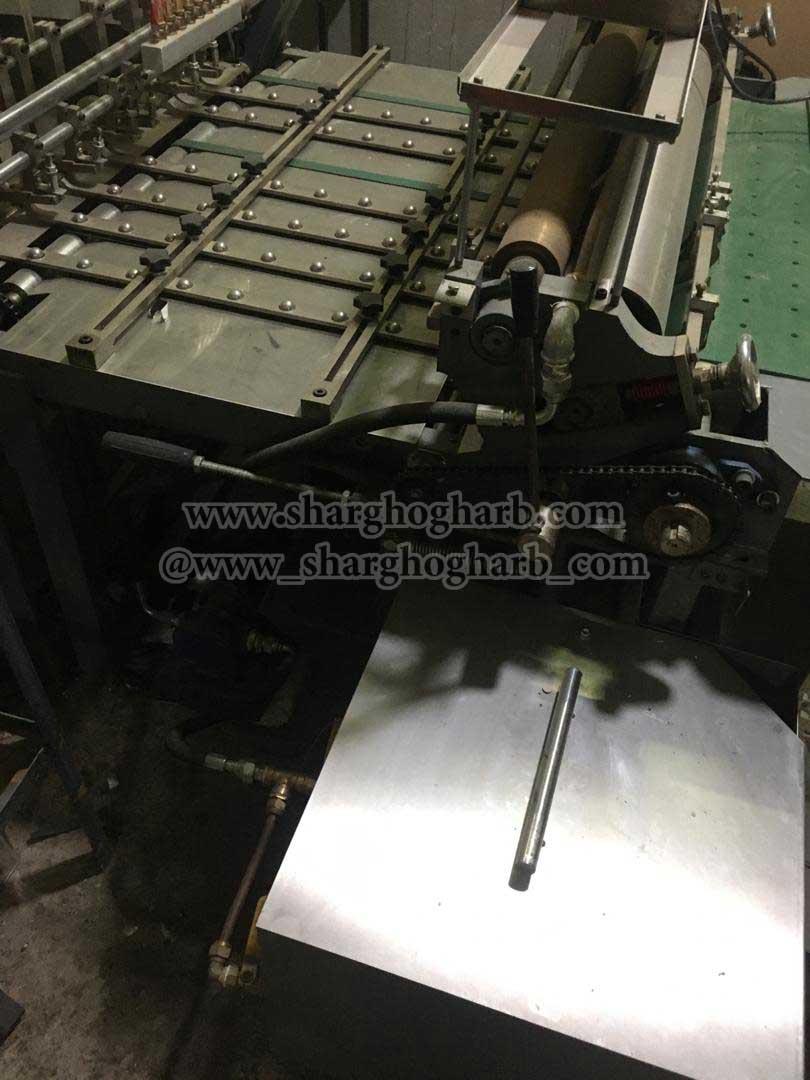 فروش خط تولید جعبه سازی هاردباکس در تهران