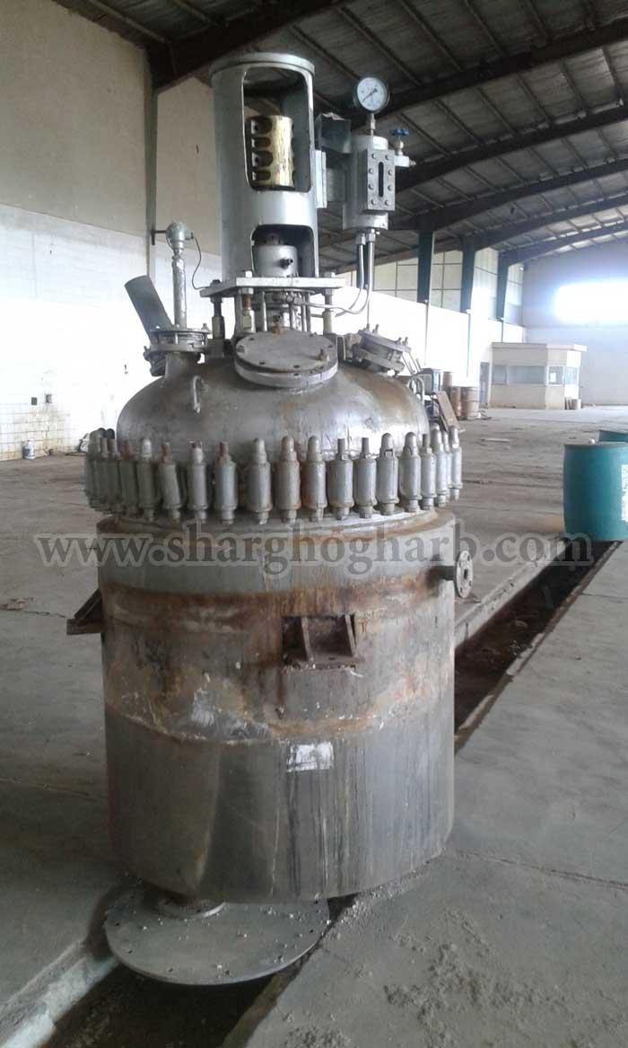 واگذاری دستگاهها و تجهیزات کارخانه مواد اولیه داروسازی در دامغان