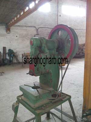 واگذاری دستگاههای خط تولید صنایع فلزی - صنایع چوبی - رنگ پودری در مازندران