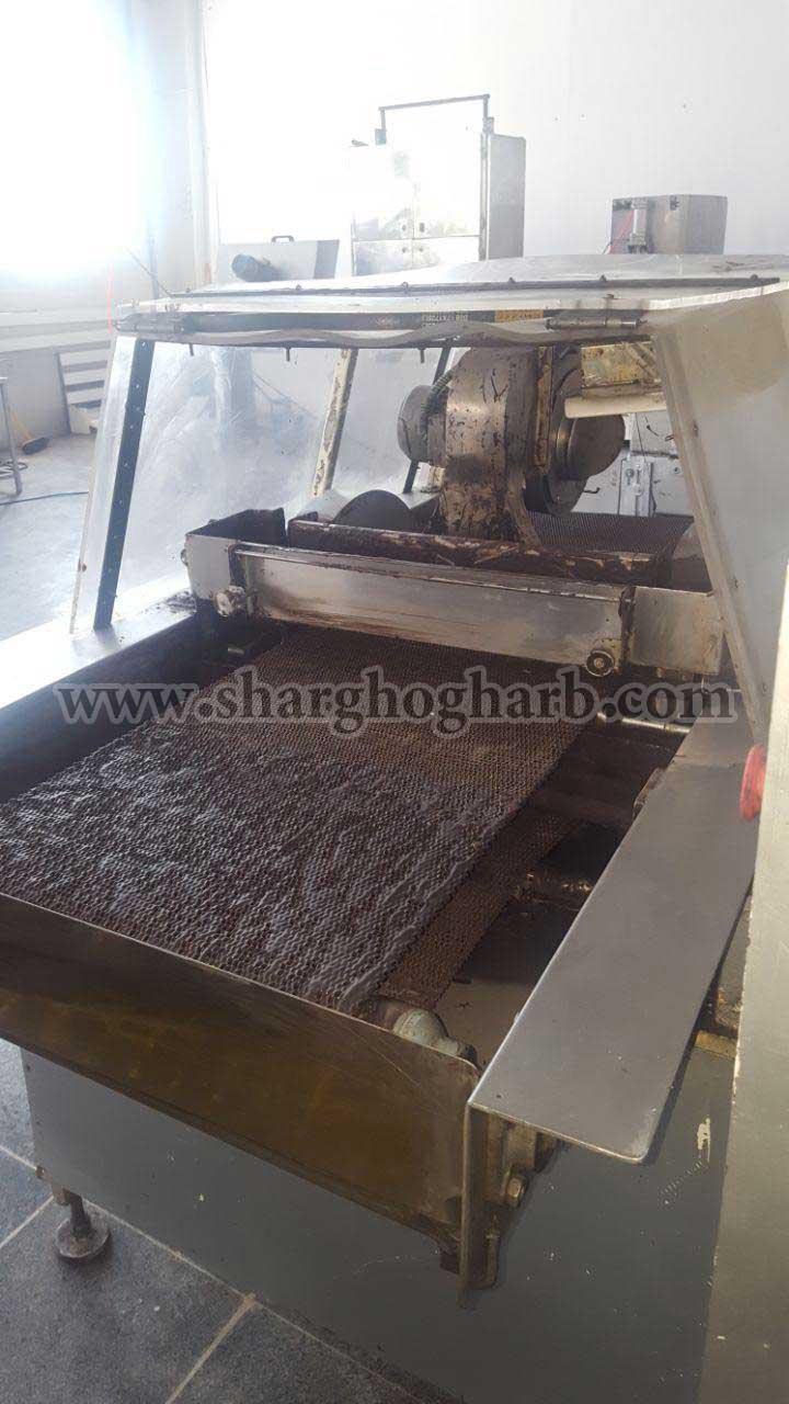 فروش خط تولید شکلات خارجی