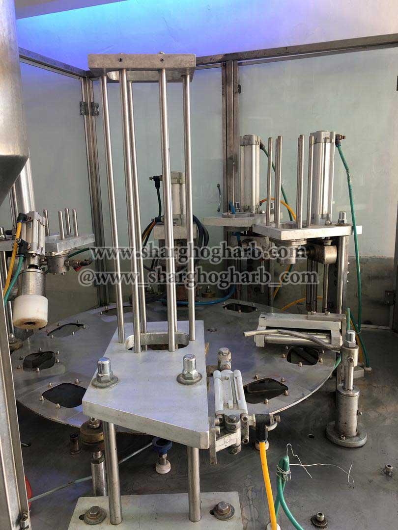 فروش ماشین قالب پنیری در استان البرز