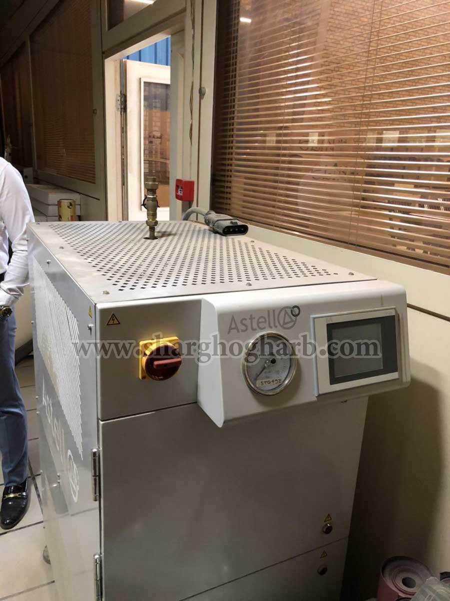 فروش دستگاه Steam Generator