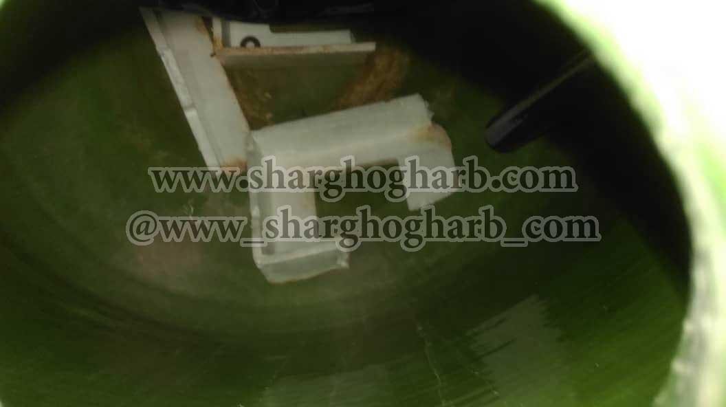 فروش دو رآکتور گلاس لاین 500 لیتری در استان قم