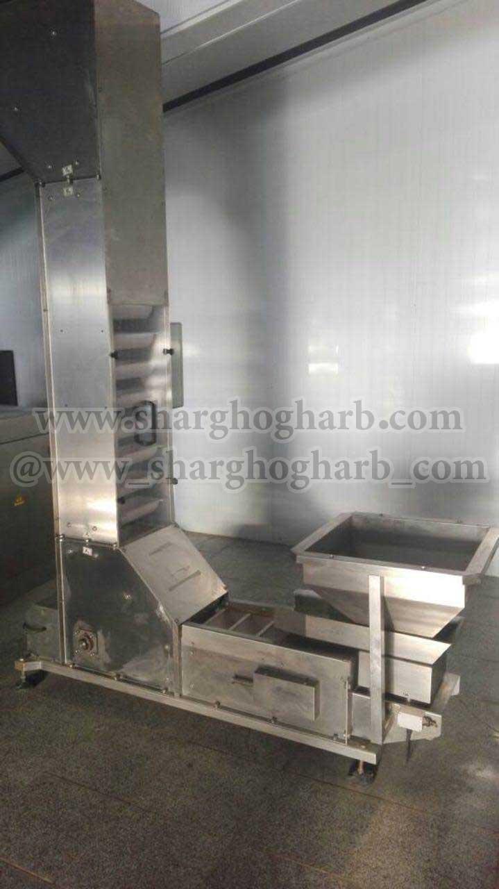 فروش دستگاه بسته بندی 14 توزین چینی در مشهد
