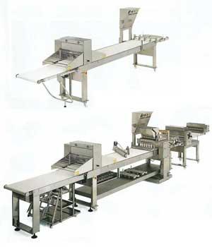واگذاری دستگاه خط تولید اشترودل ساخت سوئیس کمپانی روندو در بندر عباس