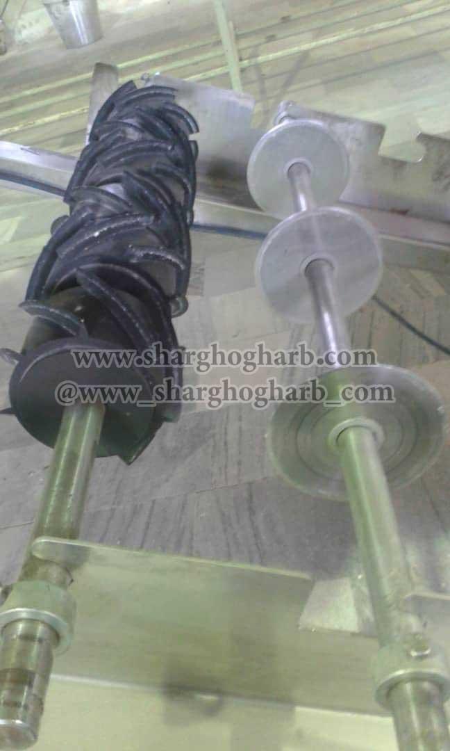 فروش خط تولید کروسان و اشترودل روندو در استان البرز