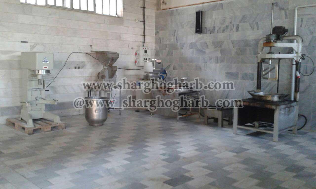 اجاره سالن تولید کیک بیسکوئیت شیرینی ژله در استان البرز