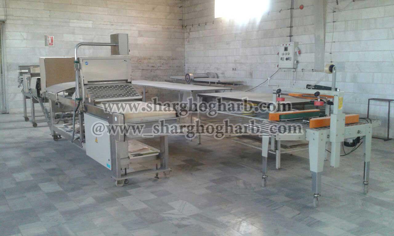 اجاره سالن تولید کروسان و اشترودل در استان البرز