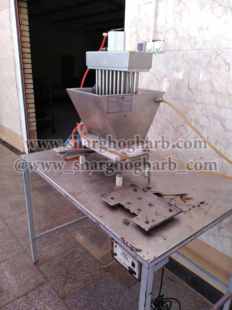 فروش خط تولید کیک و شکلات در استان زنجان