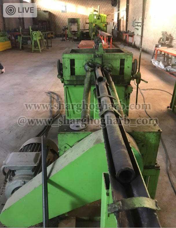 فروش خط تولید میلگرد برنج و مس