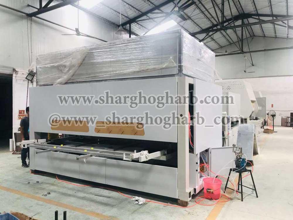 فروش ماشین آلات صنایع چوبی در تهران