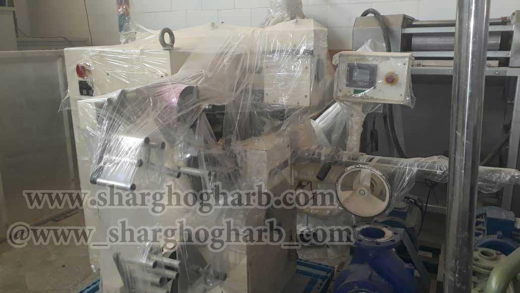 فروش دستگاه بسته بندی دوسر پیچ نگیما در استان تهران