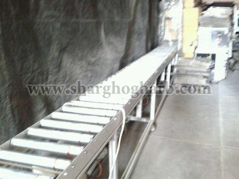 واگذاری نوار نقاله 6 متری در حد نو در تهران