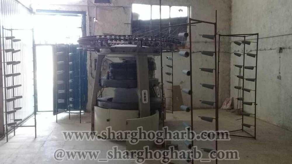 فروش ماشین گردباف دو رو در استان تهران