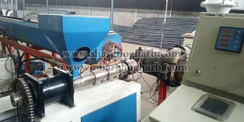 فروش خط تولید لوله پلیکا در استان خراسان رضوی
