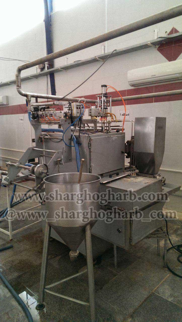 فروش خط تولید سس مایونز و کچاب و چاشنی های غذایی در استان فارس