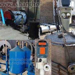 فروش بویلر روغن داغ، رآکتور استیل، وکیوم درام فیلتر، پمپ ضد اسید در استان کرمان