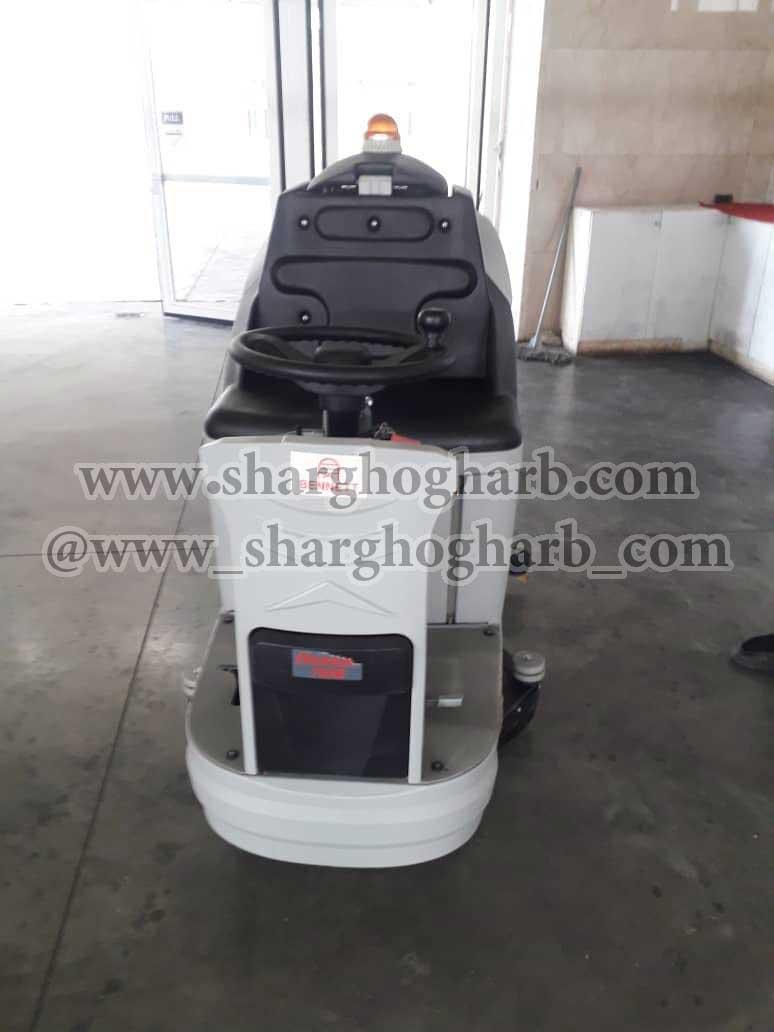 فروش دستگاه کف شور صنعتی در استان البرز
