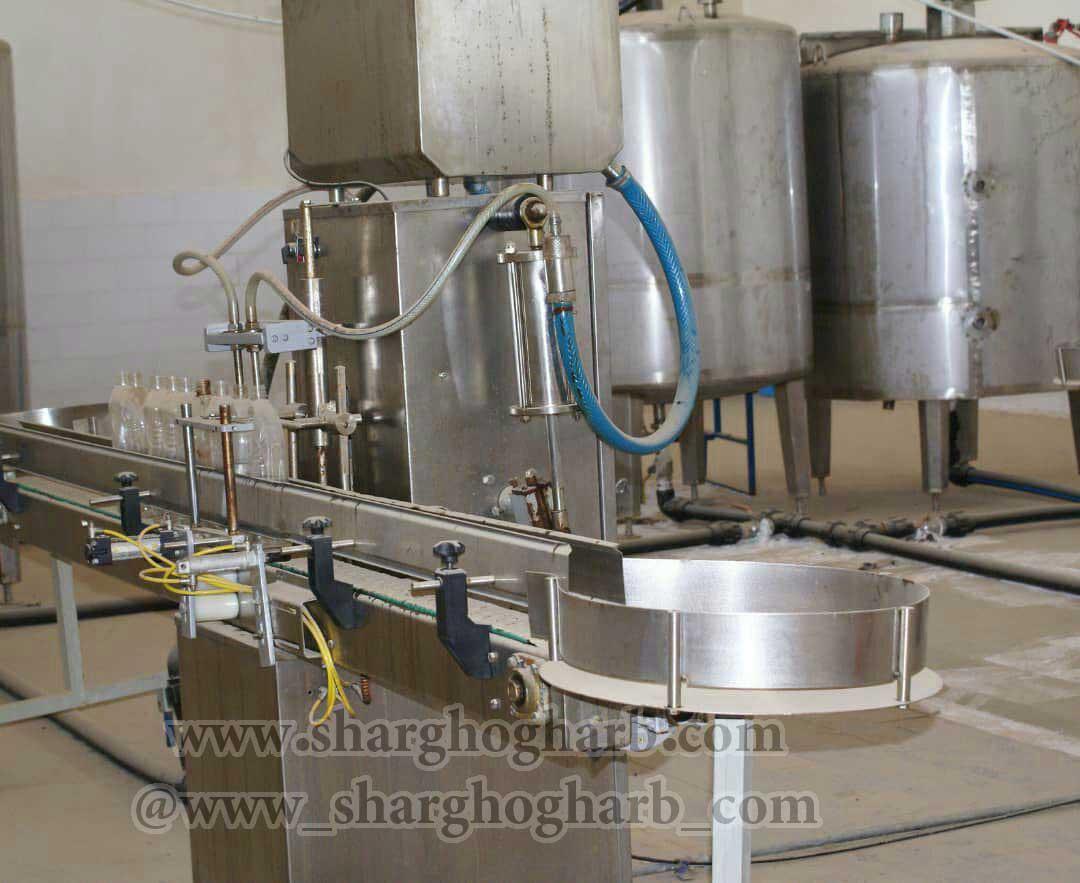 فروش خط تولید مواد شوینده مایع در استان ایلام
