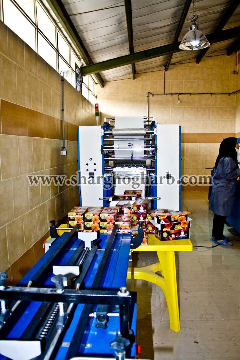 واگذاری کارخانه بسته بندی مواد غذایی در استان گلستان