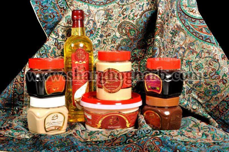 فروش محصولات کنجدی در اردکان