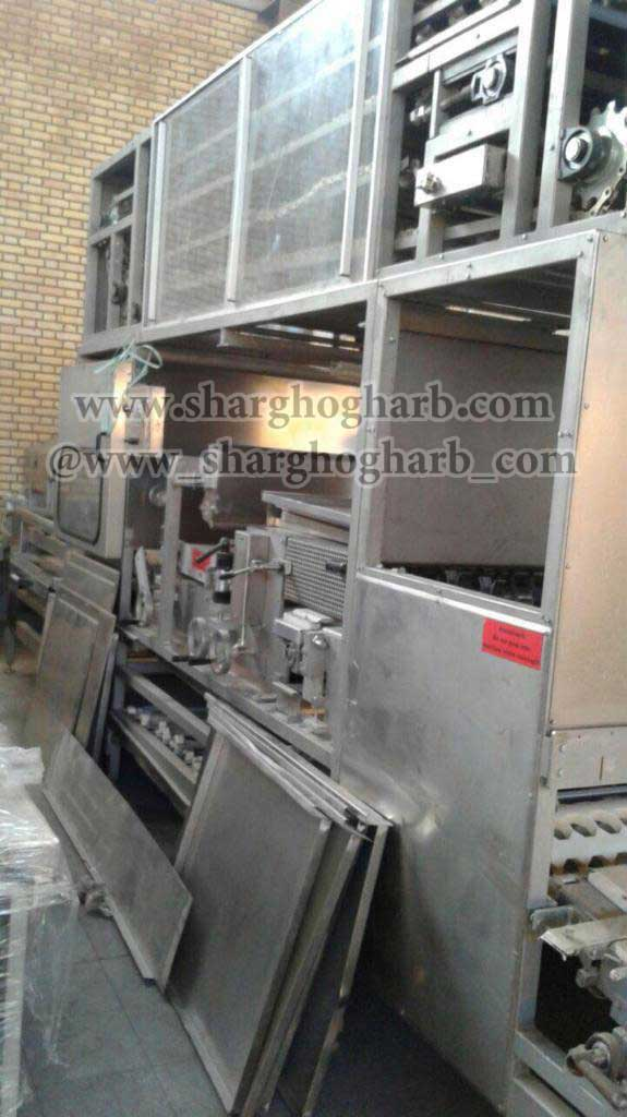 فروش خط تولید نان بروچن در استان البرز