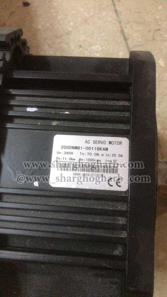 فروش یک دستگاه سروو موتور نو در تهران
