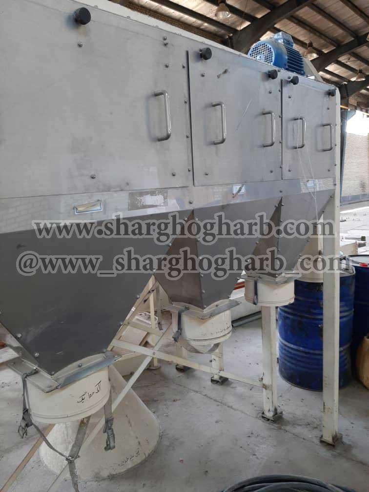 فروش خط تولید آرد دانمارکی در تهران