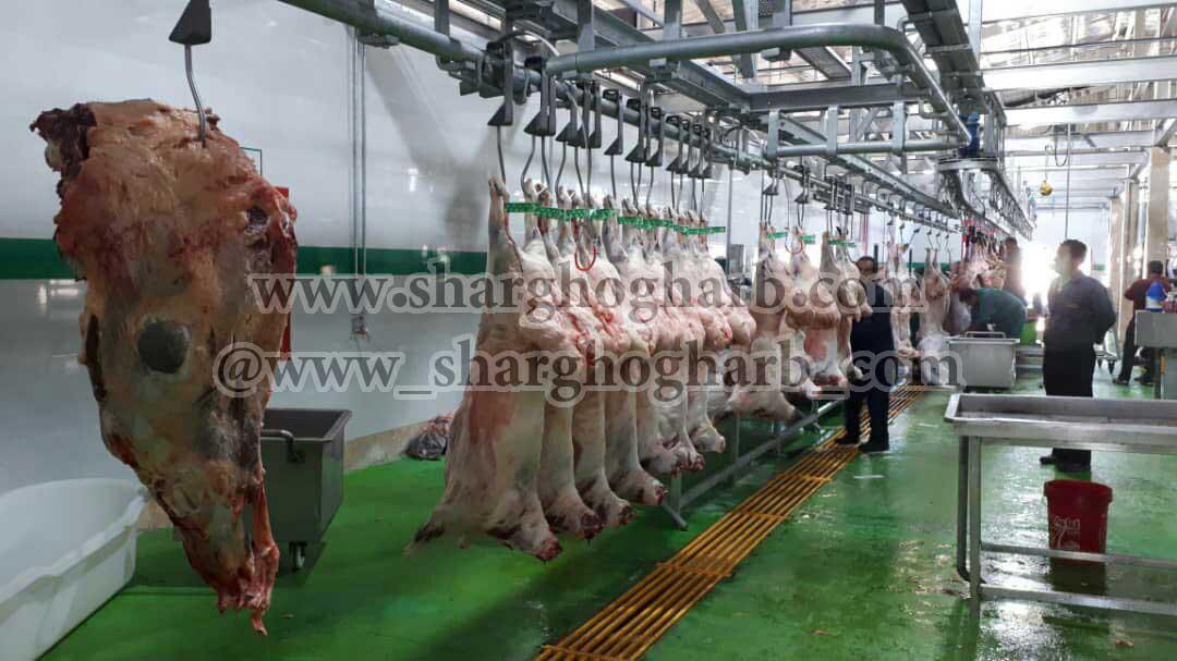 فروش کشتارگاه مجهز در استان آذربایجان شرقی