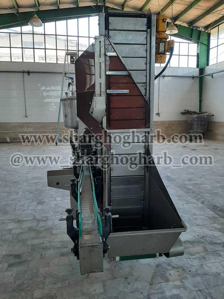 فروش دستگاه دربند شیشه ارکان فلز در استان خراسان